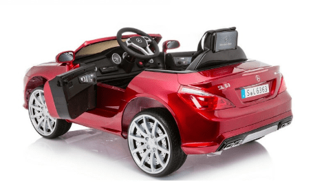 Image of Licensed Mercedes SL63 AMG 12v Battery with Remote Control