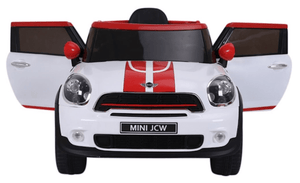 Licensed Mini Cooper Paceman 12v Battery with Remote Control