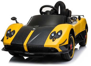 Licensed Pagani Zonda Cinque Roadster 12v Battery with Remote Control