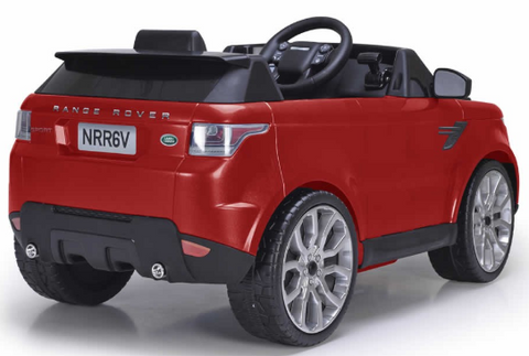 Licensed Range Rover Sports 12v Battery