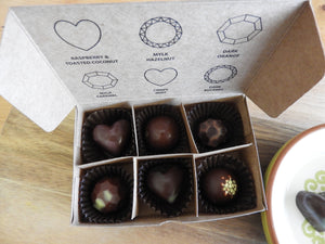 Assorted Chocolate Flavours Gift Box