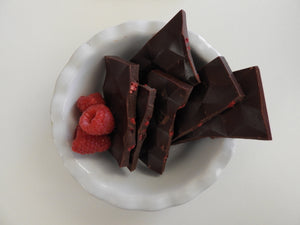 Raspberry Chocolate Bar