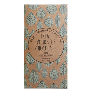Mylk Hazelnut Chocolate Bar