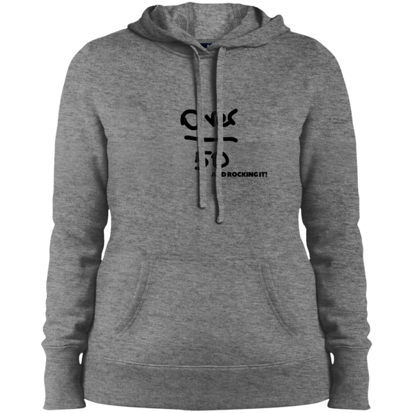 LST254 Sport-Tek Ladies' Pullover Hooded Sweatshirt