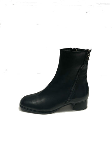 High Quality Leather Short Boots