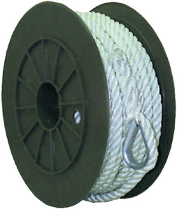 3-STRAND TWISTED NYLON ANCHOR LINE (SEACHOICE)