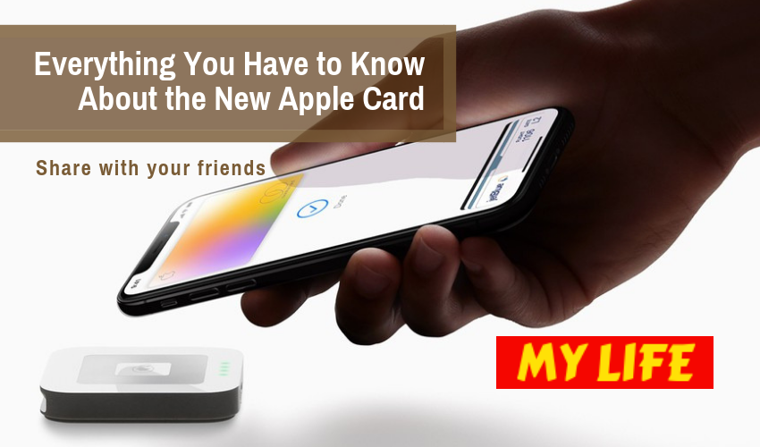 Everything You Have to Know About the NEW Apple Card