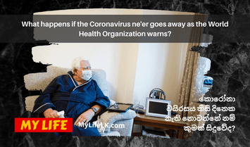 What Happens If the Coronavirus Never Goes Away? - My Life