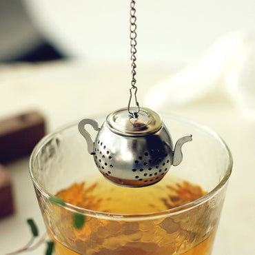 (Global Shop) Mini Teapot Infuser