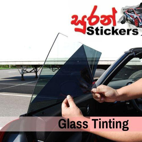 Car Van Bus Jeep Truck Vehicle Glass Tinting by Suran Stickers - Suran Stickers - mylife-sa.myshopify.com