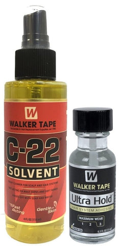 (Global Shop) Walker Tape C-22 Solvent Ultra Hold Adhesive Glue - My Life