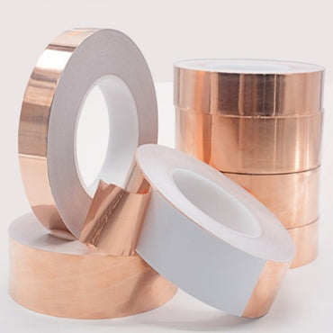 (Global Shop) Single Conductive Adhesive Copper Foil Tape