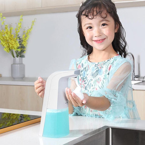 (Global Shop) Automatic Induction Foam Soap Intelligent Dispensers - My Life