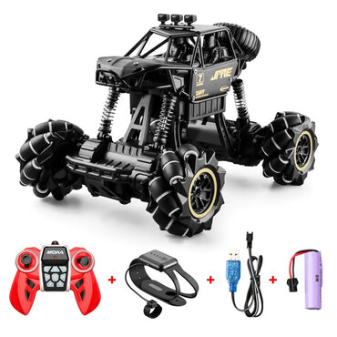 (Global Shop) RC 4WD Off-Road Climbing Remote Control Car