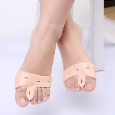 (Global Shop) 2Pcs New Silicone Feet Care Moisturizing Gel Socks