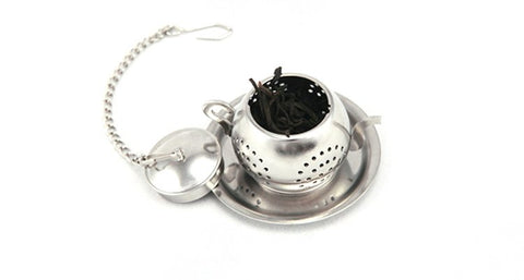 (Global Shop) Mini Teapot Infuser - Fuchsia Molly - mylife-sa.myshopify.com