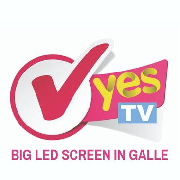 Advertising Big LED Video Screen Panel in Galle City - Yes TV - mylife-sa.myshopify.com