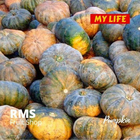 (Retail & Wholesale) Best Pumpkin Wattakka by RMS Fruit Shop - RMS Fruit Shop - mylife-sa.myshopify.com