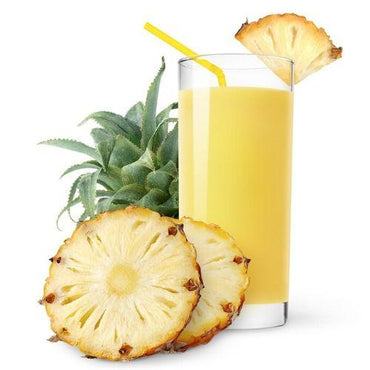 Fresh Pineapple Juice by Sumudu Snack Bar - Galle