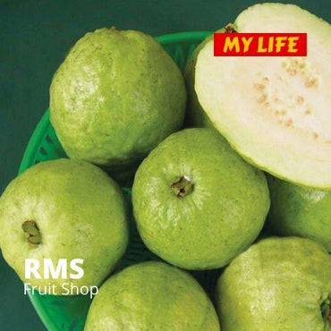 (Retail & Wholesale) Best Kilo Pera Guava by RMS Fruit Shop - RMS Fruit Shop - mylife-sa.myshopify.com