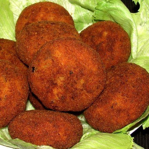 Fish Egg Vegetable Cutlets by Sumudu Snack Bar - Galle