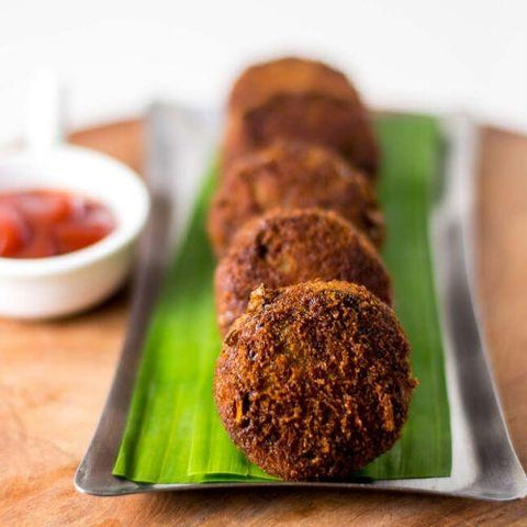Fish Egg Vegetable Cutlets by Sumudu Snack Bar - Galle - Sumudu Snack Bar - mylife-sa.myshopify.com