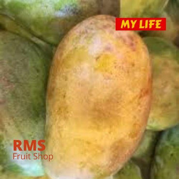 (Retail & Wholesale) Sri Lanka Best Mango by RMS Fruit Shop - RMS Fruit Shop - mylife-sa.myshopify.com