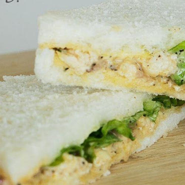 Fish Egg Vegetable Sandwich by Sumudu Snack Bar - Galle
