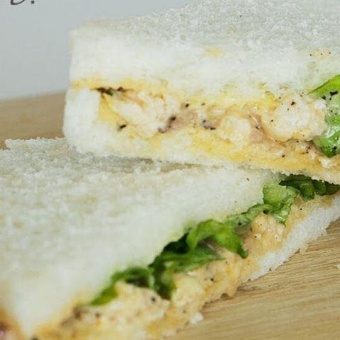 Fish Egg Vegetable Sandwich by Sumudu Snack Bar - Galle - Sumudu Snack Bar - mylife-sa.myshopify.com