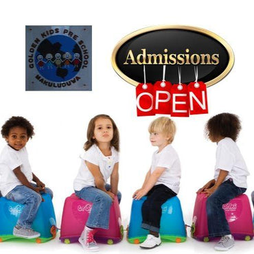 Golden Kids Pre-School Makuluduwa Piliyandala Montessori - Admission Fees - Golden Kids - mylife-sa.myshopify.com