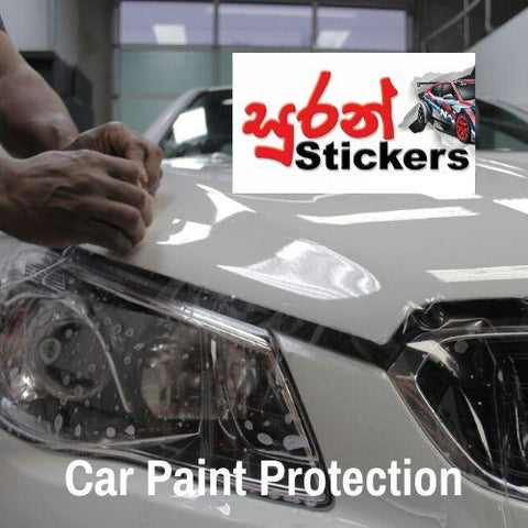 Car Vehicle Paint Protection Film Applying by Suran Stickers - Suran Stickers - mylife-sa.myshopify.com