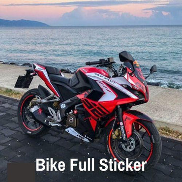 Motorbike Best Elegant Full Stickers by Suran Stickers - Suran Stickers - mylife-sa.myshopify.com