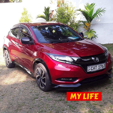 (Special Ad) Honda 2016 DAA RU3 Vezel Red Motor Car for Sale