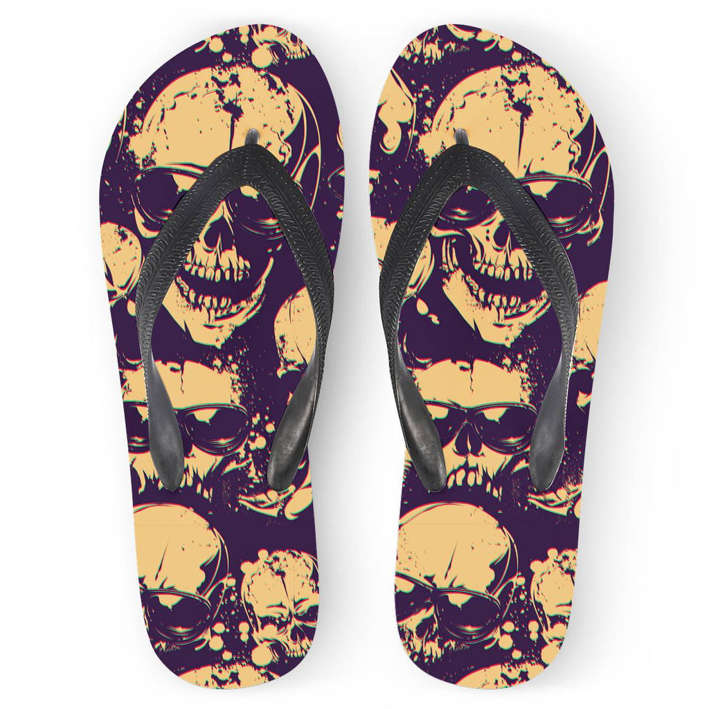 (Global Shop) Shade of Death - Flip Flops Slippers - E creations - mylife-sa.myshopify.com