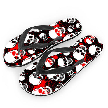 (Global Shop) Bloody Bones - Flip Flops Slippers - My Life
