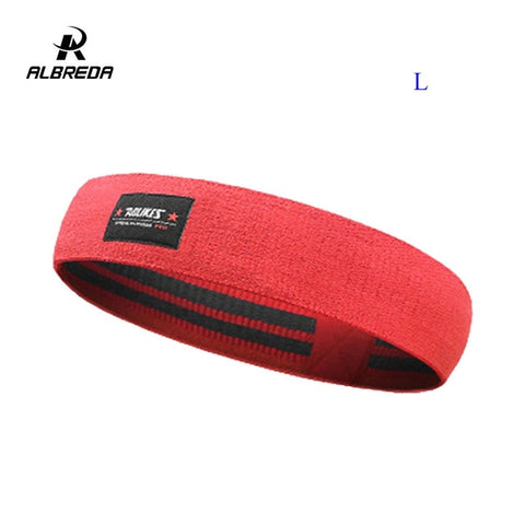 (Global Shop) Men And Women Hip Exercise Resistance Bands