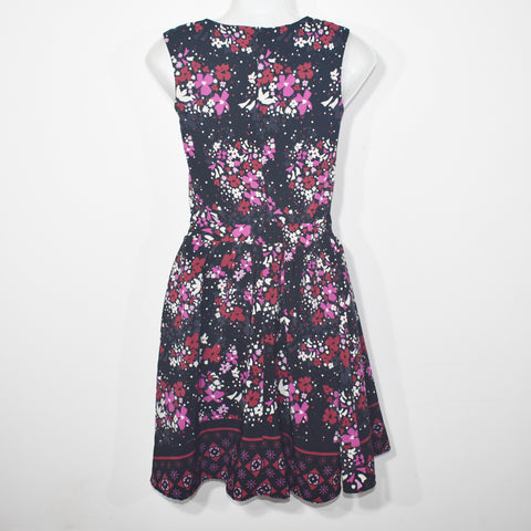 Sleeveless Printed Casual Girls Dress - Deshanee Dress Point - mylife-sa.myshopify.com