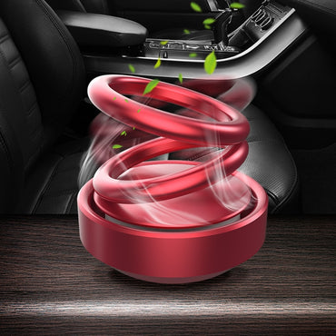 (Global Shop) Aromatherapy Air Freshener Auto Diffuser Car Perfume