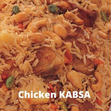(Wholesale Only) Delicious Chicken Kabsa by Ruwanthi Madu - Opatha - Ruwanthi Madu - mylife-sa.myshopify.com