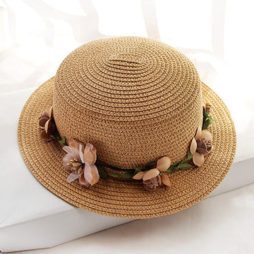 (Global Shop) New Children Summer Sun Bucket Hat