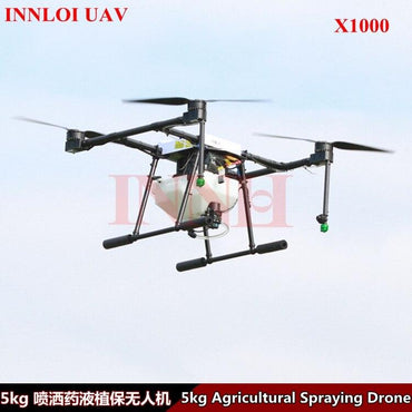 (Global Shop) Crop Dusting Agriculture Spraying Drone