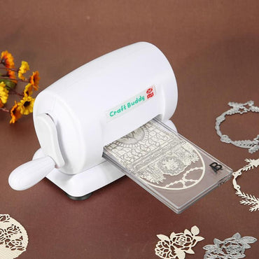 (Global Shop) Paper Card Making DIY Dies Embossing Cutting Machine