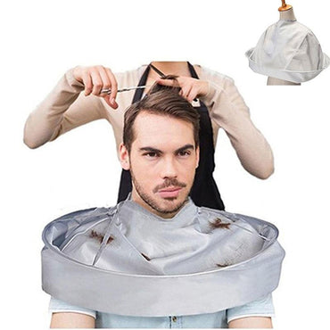 (Global Shop) DIY Hair Cutting Cloak Umbrella Hair Cutting Apron