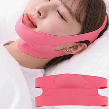 Delicate Face Neck Wrinkle Breathable Removal Slimming Mask Double Chin Lifting Face Firming Sleep Band Face Bandage Hot Sale - My Life