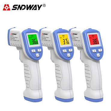 (Global Shop) Digital Infrared Temperature Meter Gun Thermometer