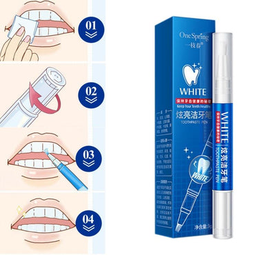 (Global Shop) Effective Tooth Gel Whitener Teeth Whitening Pen - Al-or - mylife-sa.myshopify.com