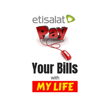 Make a Payment - Etisalat - My Life - mylife-sa.myshopify.com