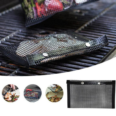 (Global Shop) Grilling Reusable BBQ Fruit Vegetable Meat Bag - Ep lo - mylife-sa.myshopify.com