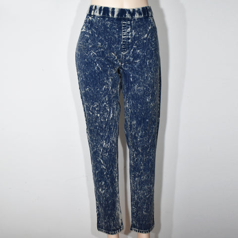 Acid Wash Womens Denim Jean