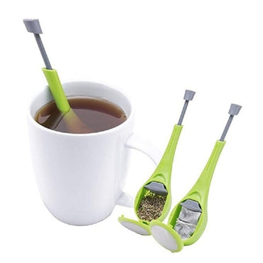 (Global Shop) Infuser Strainer Healthy Tea Coffee Flavors Gadgets